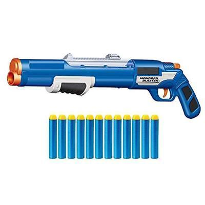 Buzz Bee Toys Air Warrior Monorail Pump Action Shot gun Foam Dart Nerf Blaster](Bee Buzzing)