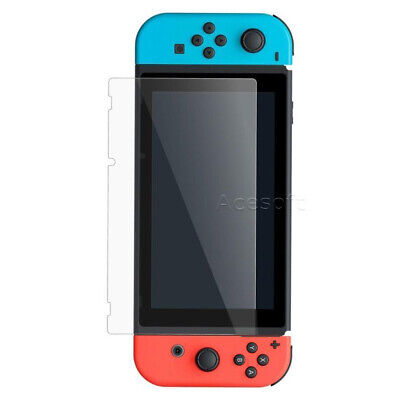 High Definition Tempered Glass Screen Protector Guard Shield for Nintendo Switch