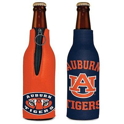 AUBURN TIGERS 12 oz KOOZIE INSULATED BOTTLE HOLDER BRAND NEW WINCRAFT Auburn Tigers Insulated Bottle