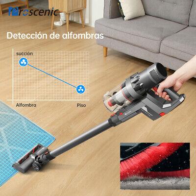 Proscenic P11 Aspirador Man Sin Cable Pelo Animales Escoba Eléctrica 26000Pa