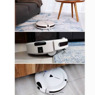 WiFi Self Charge with Camera&Remote Control Robot Vacuum Cleaner