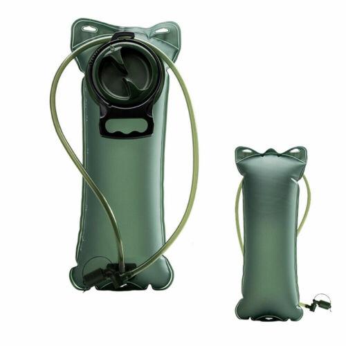 2L Water Bladder Bag Backpack Hydration System Survival Pack