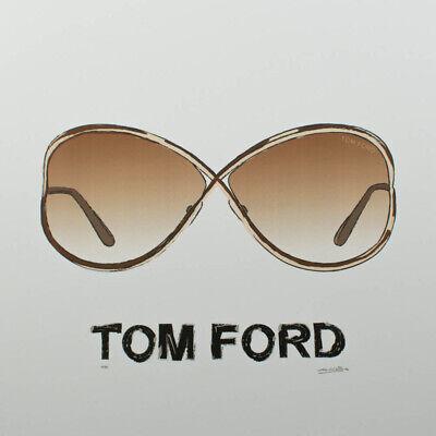 Fairchild Paris Tom Ford Sunglasses Wall Art (Sunglasses Wall Art)