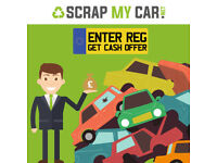 Scrap Cars Bought For Cash ,Sell My Car, Best Online Prices, Free Collection