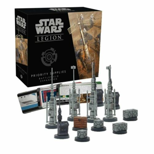Priority Supplies Battlefield Expansion Star Wars: Legion FFG NIB