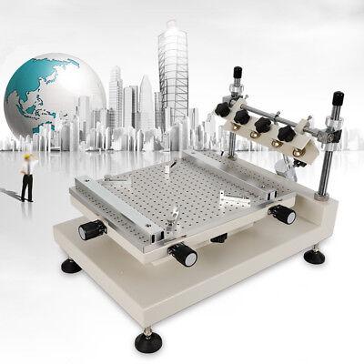 High Precision Manual Stencil Printe Solder Printer 3040 Solder Paste Printer