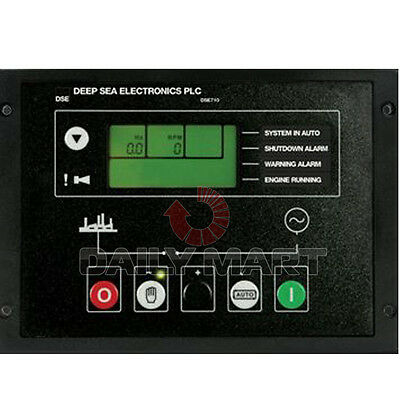 Dse710 Deep Sea Generator Controller Auto Start Control Panel