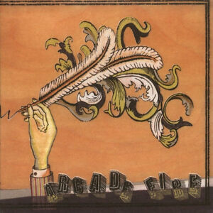 The Arcade Fire **Funeral **Brand New Record LP Vinyl