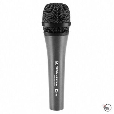 - Sennheiser e835 Live Vocal Stage Performance Singing Dynamic Cardioid Microphone