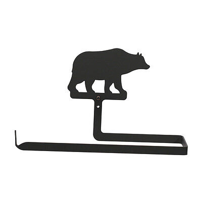 12 Inch Bear Paper Towel Holder Wall Mount 1