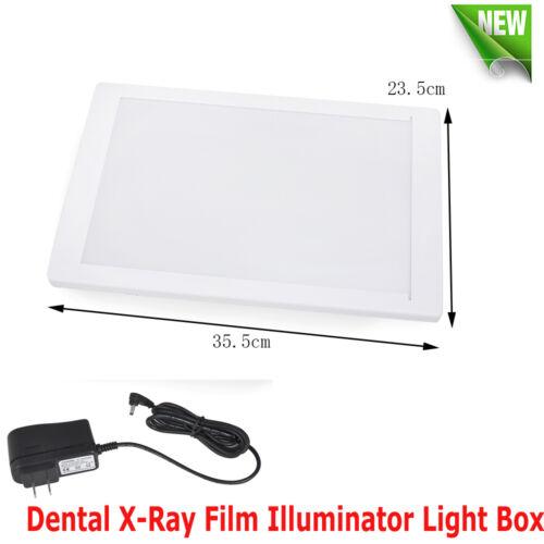 US Dental X-Ray Film Illuminator Light Box Negative Viewer light PanelSealed LED
