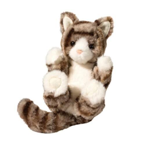 Plush TABBY CAT LIL