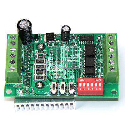 1pcs Tb6560 3a Stepper Motor Drives Cnc Stepper Motor Driver Board Controller