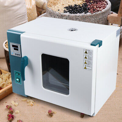 Us 110v Digital Forced Air Convection Drying Oven Laboratory Industrial Oven