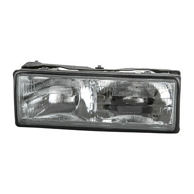 Headlight fits 1987-1990 Chevrolet Caprice  TYC