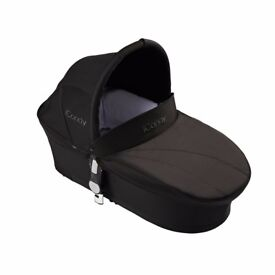 iCandy carrycot, BNWT, with adaptors and rain cover