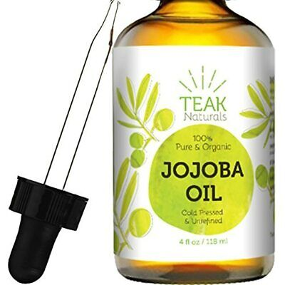 jojoba oil by teak naturals 100 percent