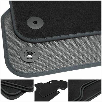 Ganzjahres Fußmatten für Mercedes GLE Coupé Typ C292 ab Bj 2015-2019