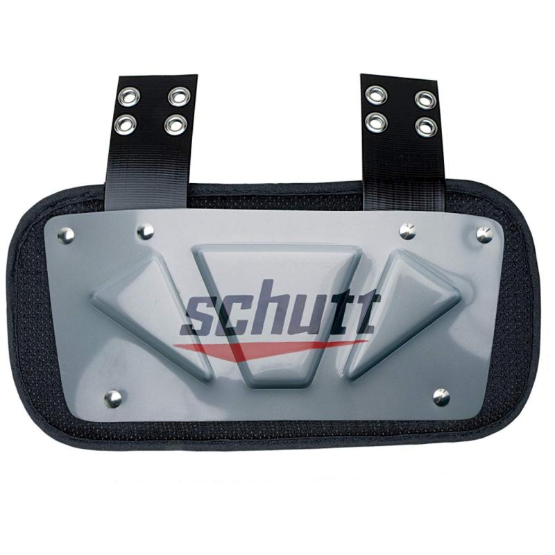 Schutt Sports Neon Football Back Plate