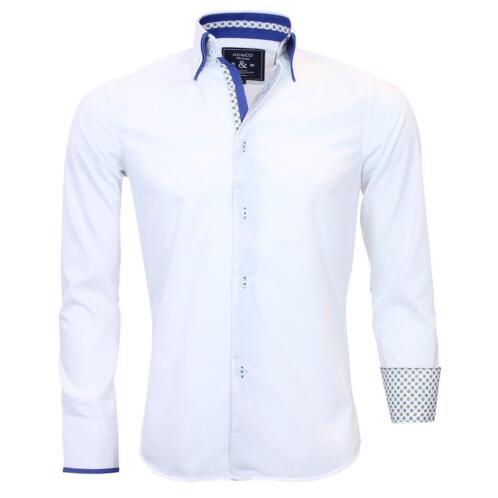 Italiaans Overhemd Heren.Italiaanse Overhemden Heren Overhemden Dubbele Boord