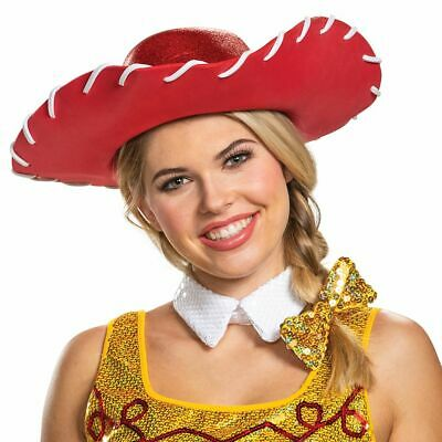 Adult Jessie Hat (Disney Authentic Toy Story Jessie Costume Hat for Adults Dress Up)