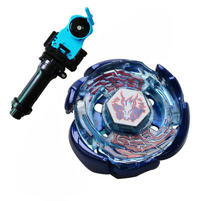 Children Beyblade Galaxy Pegasus BB70 Metal Fusion Masters With Handle Launcher