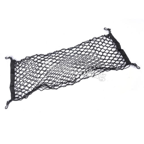 universal car trunk cargo net mesh storage organizer