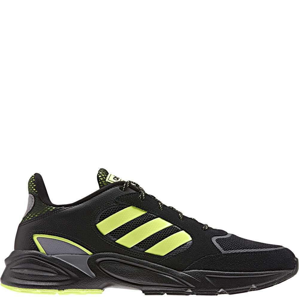 Adidas 90s Valasion Men's [ Black ] Fashion Sneakers - MEG5639