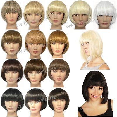 Pony Clip In Haarteil Ponytail 25-30g 17 Farben 2 Modelle Pony Haarverdichtung