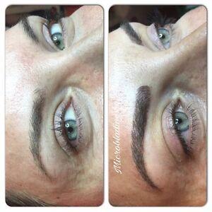 Permanent makeup ($50 off of regular price) Cambridge Kitchener Area image 1