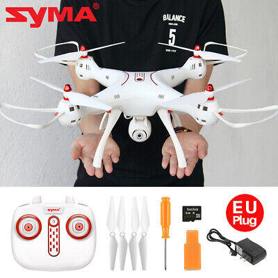 Syma X8SC RC Drone Helicopter HD Camera Remote Control 6-Axis Gyro Quadcopter