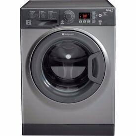 Ex-Lease Hotpoint Smart WMFUG 942G Washing Machine - Graphite +3 Month Warranty