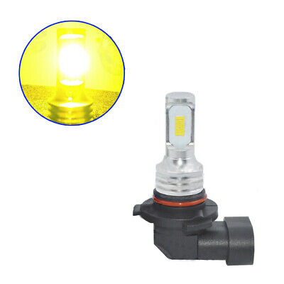 9006 HB4 LED Fog Lights Conversion Bulbs 80W 1000LM 4300K Yellow Error Free (Best Motorcycle For 1000)