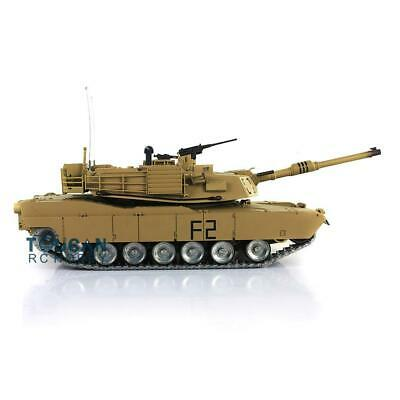Henglong 1/16 Scale 6.0 Customize Abrams RC Tank 3918 360° Turret Barrel Recoil for sale  Shipping to Canada