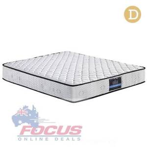 Pocket Spring High Density Foam Mattress Double North Melbourne Melbourne City Preview