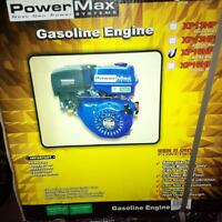 New 16HP OHV gasoline engine for generator, pump, press. washer.