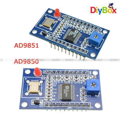 Ad9850ad9851 Dds Signal Generator Module 2 Sine Wave 2 Square Wave Output