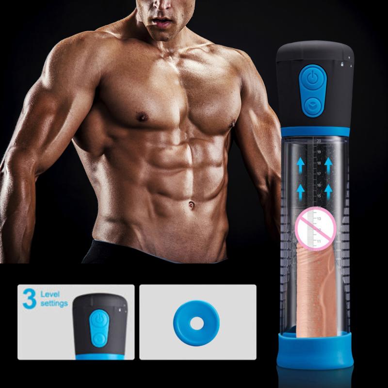 Make penis pump vacuum