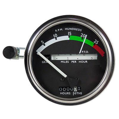 Ar50405 New Tachometer White Needle For John Deere Tractor 2510 2520 3020 4020