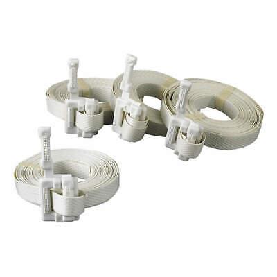 Grainger Approved 16p026 Plastic Strapping Kit12pk25