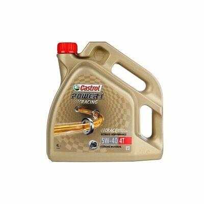 Aceite bmw castrol 5w40 racing power 1 4 litros k1200 k1300 k1600...