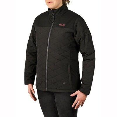 Milwaukee 233B-21M M12 Heated Women's AXIS Jacket Kit M, Bla
