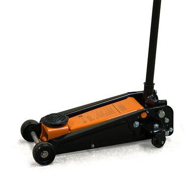 Cric idraulico a carrello sollevatore auto LINCOS 3TON