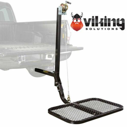 Viking Swivel Lift Hitch Mounted Lift Deer Truck Swivelift Hitch Based Lifting