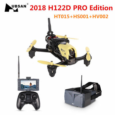 Hubsan X4 H122D Storm FPV Racing Drone APP RC Quadcopter With 720P HD Camera USA