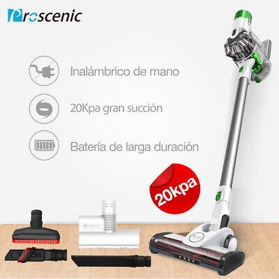Proscenic P9 Escoba Aspiradora Electrica Aspirador 2-1 Mano Vertical Sin Cable