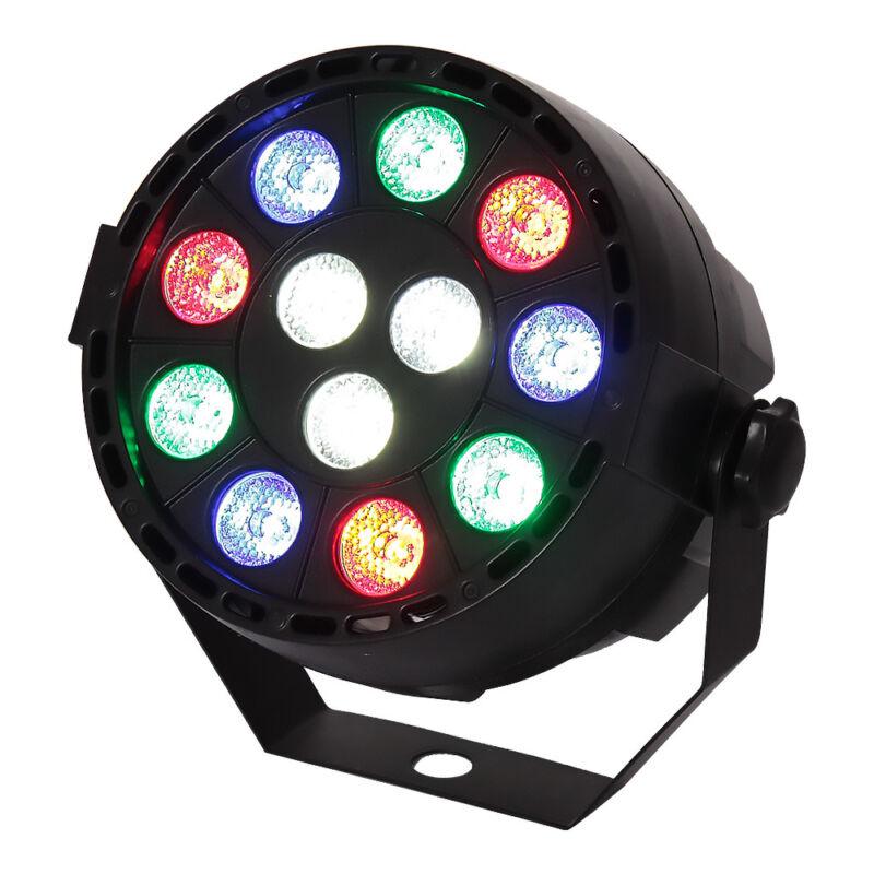 4 X Ibiza Light Mini Par Can Rgbw Lighting Compact Mini