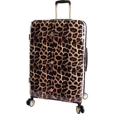 BEBE Adriana 29″ Hardside Checked Spinner Luggage Luggage