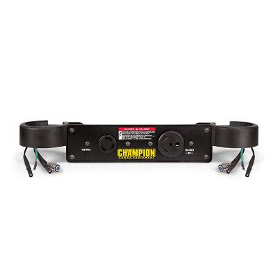 Champion 73500i 30-amp Rv Ready Parallel Kit For 2000-watt Inverter Generators
