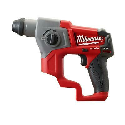 Brand New Milwaukee 2416-20 M12 Fuel 58 In. Sds Plus Rotary Hammer Bare Tool